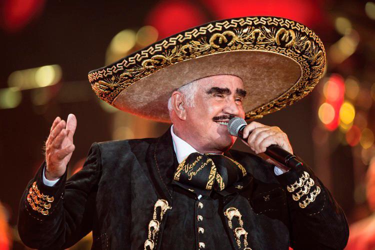 Netflix prepara serie de Vicente Fernández